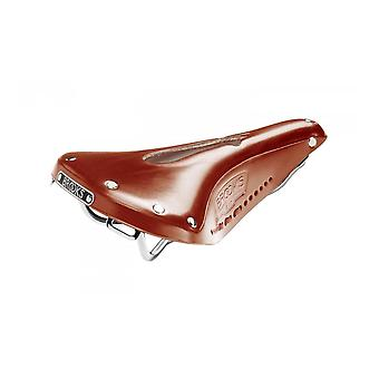 Brooks Saddle - B17 Carved