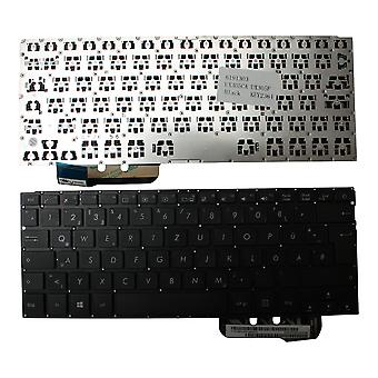 Asus 0KNB0-0430ND00 Black German Layout Remplacement clavier ordinateur portable