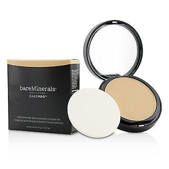 Bareminerals Barepro Performance Wear Powder Foundation - # 09 Light Natural - 10g/0.34oz
