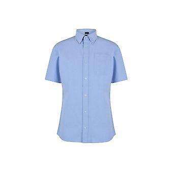 Firetrap Kurzarm Oxford Shirt Herren