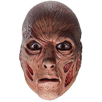 Maske For Freddy Kreuger 3/4