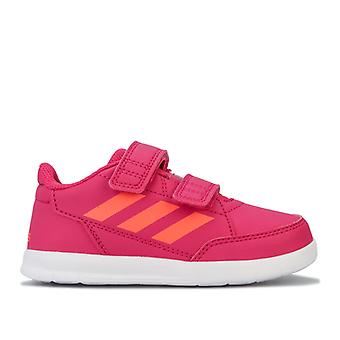Girl's adidas Infant Altasport Trainer in Pink