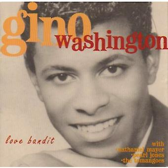 Gino Washington - Love Bandit [CD] USA import