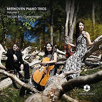 Beethoven / Trio Con Brio Copenhagen - Piano Trios 2 [CD] USA import