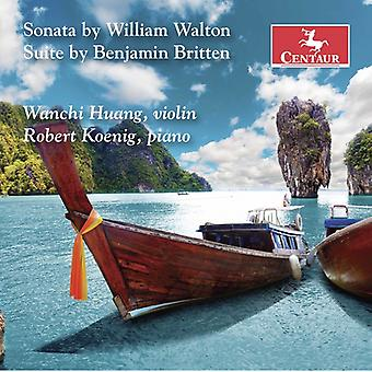 Sonata / Suite [CD] USA import
