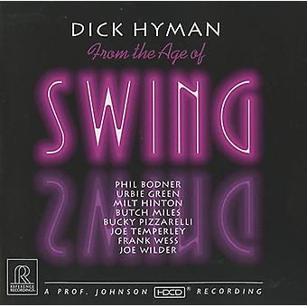 Dick Hyman - From the Age of Swing [CD] USA import