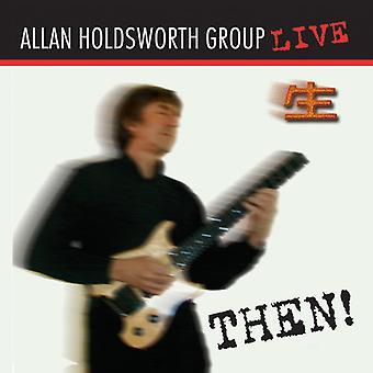 Holdsworth*Allan - Then! [CD] USA import