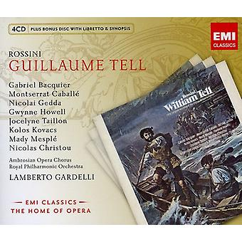 Guillaume Tell [CD] USA import