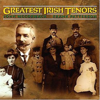 McCormack/Patterson - Greatest Irish Tenors: John McCormack, Frank Patterson [CD] USA import