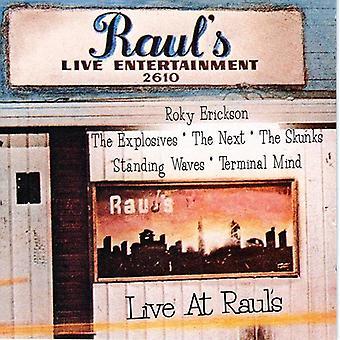 Live At Rauls [CD] USA import