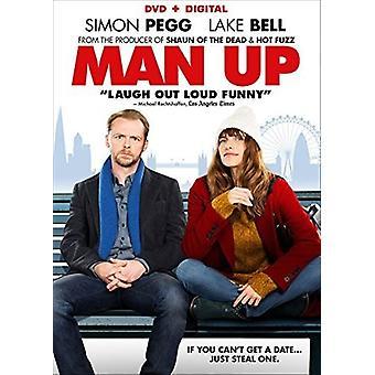 Hombre para arriba [DVD] importación de Estados Unidos
