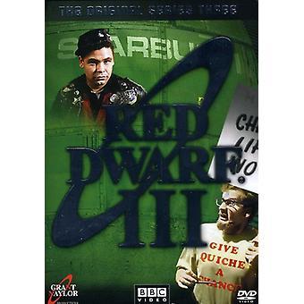 Red Dwarf - Red Dwarf III [2 Discs] [DVD] USA import
