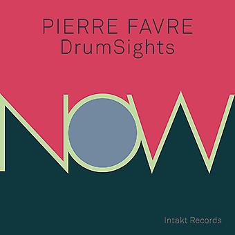 Pierra Favre - Drumsights - Now [CD] USA import