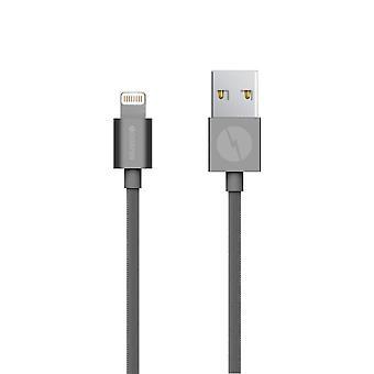Lightning kabel 1m Space Gray
