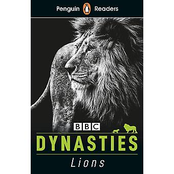 Penguin Reader Level 1 Dynasties Lions by Stephen Moss