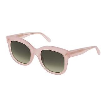 Mulberry Charlotte SML001 02AR Opal Powder Pink/Mimetic Gradient Sunglasses