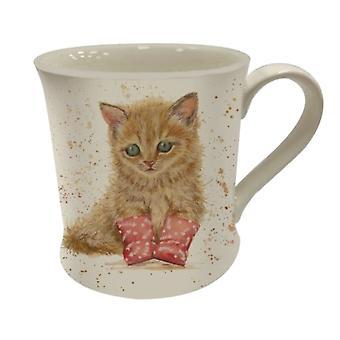 Bree Merryn Marmalade Ginger Kitten Mug