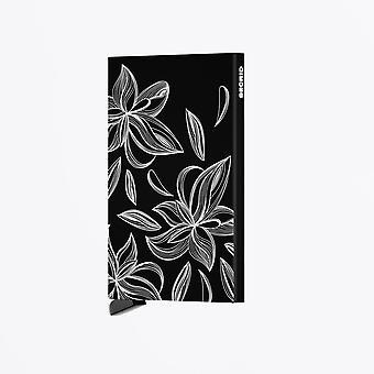 Secrid  - Laser Card Protector - Magnolia Black