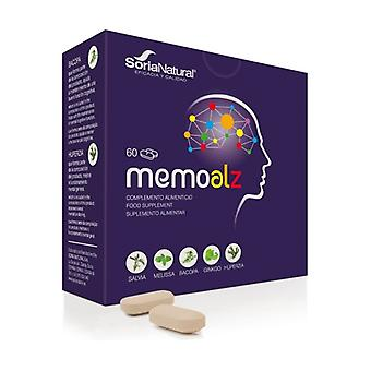 Memoalz 60 tablets