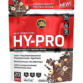 All Stars Hy-Pro Chocolate Nut 500 gr