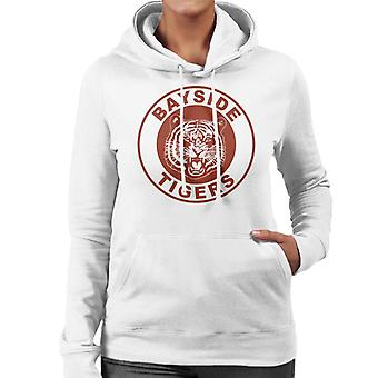 Saved By The Bell Bayside Tigers Women's Hooded Sweatshirt