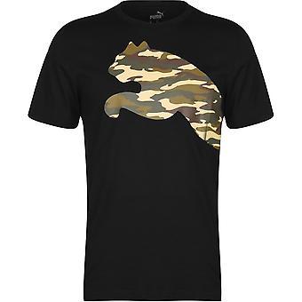 Puma Big Cat QT T Shirt Herre