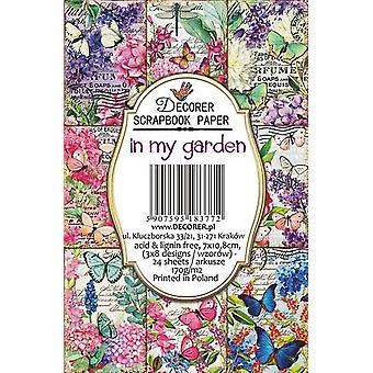 Décorer dans mon pack de papier de jardin