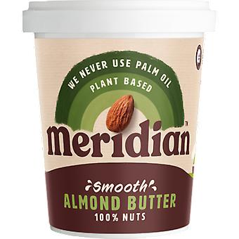 Meridian Foods Smooth Almond Butter 6x454 gr