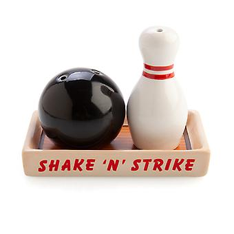 Bowling Salt & Pepper Set