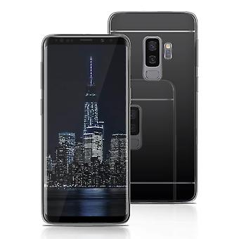 Shiny Mirror Shell for Samsung Galaxy S9+ / S9 Plus Protection ThinLy Shockproof TPU