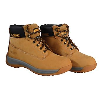 DEWALT Lærling Hiker Hvede Nubuck Støvler UK 8 Euro 42 DEWAPPRENT8