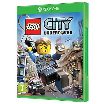 Lego City Undercover Xbox One Spiel