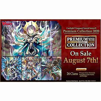 ¡¡¡Pelea de cartas!! Vanguard: Colección Premium 2020 (10 Packs)