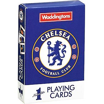 Waddingtons Chelsea FC Playing cards Edition