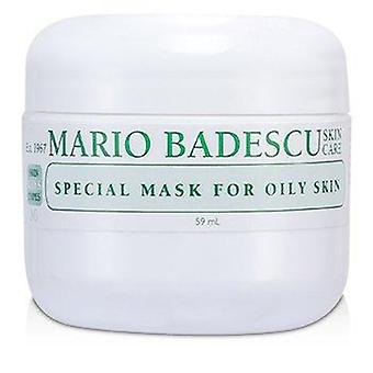 Special Mask For Oily Skin - For Combination or  Oily or  Sensitive Skin Types 59ml or 2oz