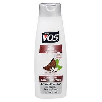 Vo5 VO5 Silky Experiences Moisturizing Conditioner Island Coconut, 12.5 Oz