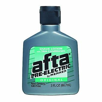 Colgate Pre-Shave Afta Pre Electric Lotion, 3 oz Case of 24 X 3 Oz