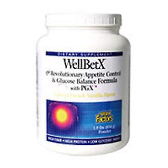 Luonnolliset tekijät WellBetX, 1,9lb Ranskalainen Vanilja