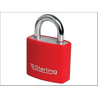 Sterling (Padlocks) Aluminium Padlock Double Lock 30mm APL032P