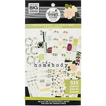 Happy Planner Sticker Value Pack-Homebody, 515/Pkg
