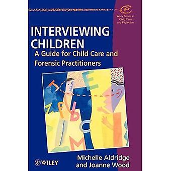 Interjúk gyermekek