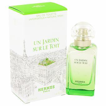 Un Jardin Sur Le Toit Perfume door Hermes EDT 50ml