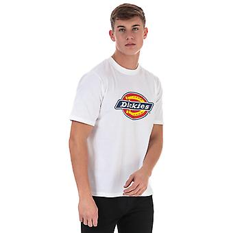 Men's Dickies Horseshoe T-Shirt in White