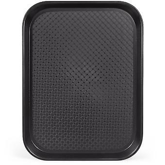 Zásobník na bufet 12x16, černý