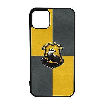 Harry Potter Hufflepuff iPhone 12 / iPhone 12 Pro Shell