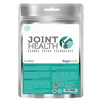 Joint Pain Support Patch -  30 Transdermal Patches  - Natural Knee Pain Patch Aid For Joint Health