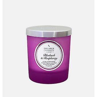 Rhubarb & Raspberry Jar Candle Courture Collection by Shearer Candles SCC731