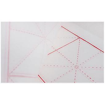 Intersected Figure Xuan Paper Rice Paper Handwriting Calligraphy Practice