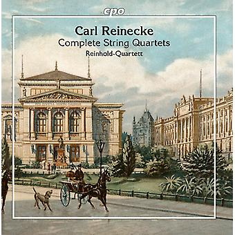 Complete String Quartets [CD] USA import