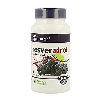 Resveratrol 60 capsules